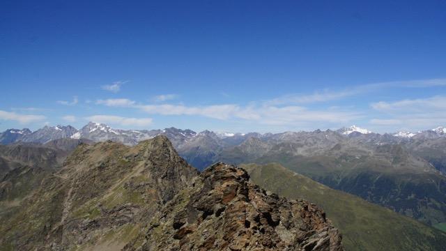 Urlaub in Villgraten - Bergsteigen, Ausserwalderhof